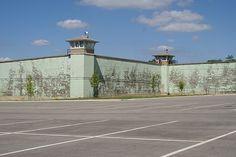 Fort Leavenworth Kansas - Disciplinary Barracks Army Prison - Inside the Walls Leavenworth Kansas, Missouri River, Trump Tower, National Treasure, Historical Sites, Brick, Towers, Old Things, Tours