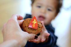 KIDS: Healthy Sintmuffins