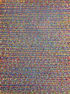 ANA PÉREZ VENTURA - Do M a/d nº 3, 2013. Acrylic on canvas. 160 x 120 cm.