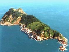 Isla Queimada Grande, Brasil.