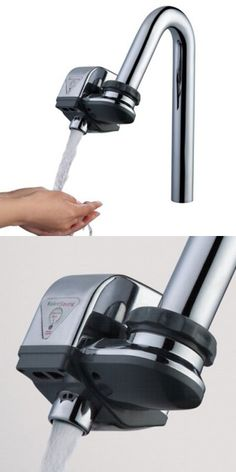 Bathroom   Automatic Water Saver Sensor Taps Adapter $37.92