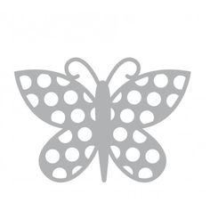 Troquel Artemio Mariposa Nature compatible con Sizzix