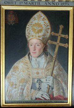 Cardenal Luis María de Borbón y Vallábriga Toledo