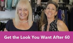 Do you have a passion for fashion? Then, you'll love our new fashion for older women video series! It's time to find a style that makes you look and feel your best!     Join fashion expert