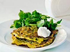 Brokolicové lievance so syrom a cesnakom - To je nápad!