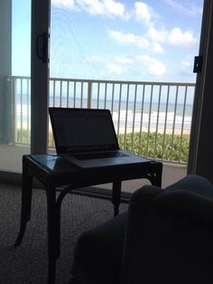 Writer's getaway in