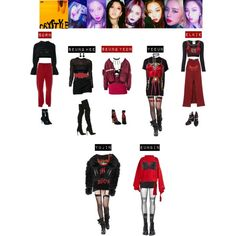 CLC - HOBGOBLIN❤ by mabel-2310 on Polyvore featuring Vetements, Kenzo, Moschino, Christian Dior, Bordelle, Dsquared2, Sally Lapointe, Burberry, Alexander Wang and Nasir Mazhar