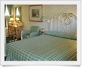 A Queen Standard Room in our Trellis Court Motel