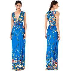 3c5224bebe00 Stretch wrap dress in the style of naya rivera