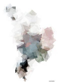 Krystal multi (30x40) via JULIE MUNK. Click on the image to see more!