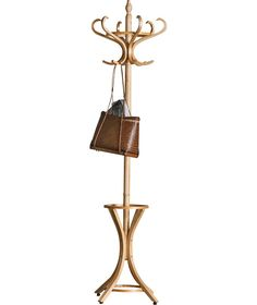 Buy HOME Wooden Hat and Coat Stand - Pine at Argos.co.uk - Your Online Shop for Coat hooks and stands.