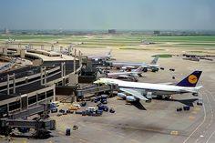 D-ABZA Boeing 747-230B Lufthansa