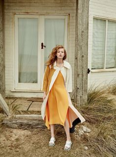 Фотосессия в Harper's Bazaar UK (Интернет-журнал ETODAY)