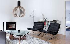 Home with icons - via Coco Lapine Design