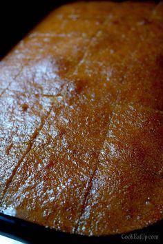 Ρεβανί παραδοσιακό ⋆ Cook Eat Up!
