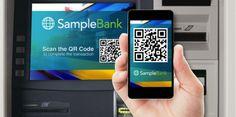 Banka ATM 'lerinden kartsız işlem yapmak en güvenlisi! Mobil telefonunuzdan uygulama kullanarak ATM'den  güvenli para çekme dönemi
