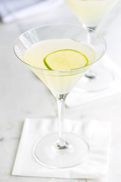 How to Make a Vodka Gimlet From Scratch -- Instead of using store-bought Rose's lime cordial, we make our own. It's really simple and SO good. From inspiredtaste.net