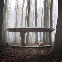 Stockholm studio Jägnefält Milton has designed a leaf-shaped pavilion for a woodland site – taking advantage of a new Swedish planning stipulation that allows structures under a certain size to be built without permission. http://www.dezeen.com/2014/12/12/jagnefalt-milton-forest-pavilion-tests-attefallshus-clause-sweden/