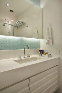Dúplex carioca ganha retrofit completo - Casa Vogue   Apartamentos
