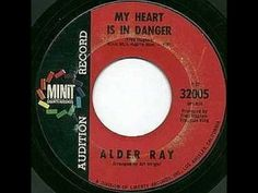 ▶ Alder Ray My Heart Is In Danger - YouTube