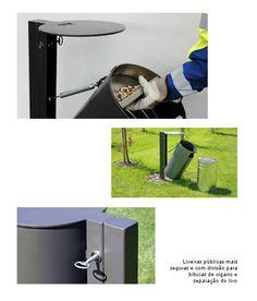 Tecnologia para lixeiras públicas | go-to-idee