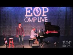 """Emmet Cahill """"I Can Go The Distance"""" @ Eddie Owen Presents - YouTube"""