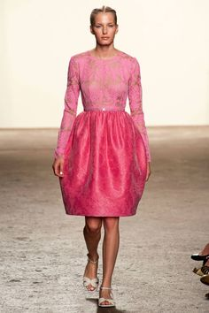 Honor Spring 2013 RTW Collection - via TheCut