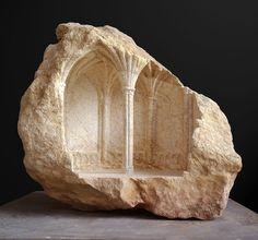 Matthew Simmonds: pode haver nas rochas portas para um outro mundo?