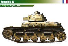 R-35 Light Tank