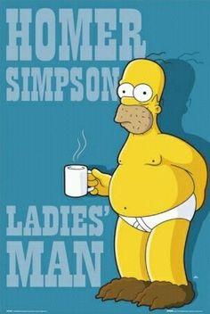 Homero, ladies' Man