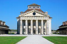 18TH CENTURY, France - Claude Nicolas Ledoux (1735-1806):The Royal Saltworks at Arc-et-Senans (1775–1778)