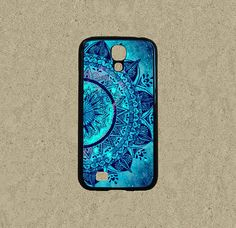 blue mandala Samsung Galaxy Note 3,Samsung Galaxy s4 case,Samsung Galaxy S3 mini case,Samsung Galaxy S4 mini case,Samsung Galaxy S5 case.