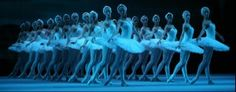 Swan lake by Moscow City Ballet, November 30 in Prague.