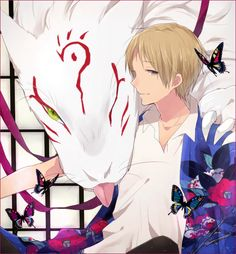 Natsume Anime Art Fantasy, Natsume Takashi, Hotarubi No Mori, Manga Cute, Supernatural Beings, Manga Books, Natsume Yuujinchou, Anime Artwork, Manga Anime
