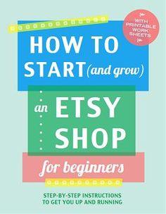 How to Start an Etsy Shop – dekiroo Money Making Ideas, Making Money, #MakingMoney