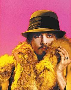 Johnny Depp - He is the best!!