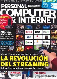 """INFORMÁTICA. """"Personal Computer & Internet"""" Se lanzó con el objetivo de convertirse en la revista líder en España, siendo en la actualidad la publicación de referencia para los usuarios de informática. Es una revista práctica dirigida al ususario medio y avanzado, para que pueda sacar el máximo partido de su PC."""