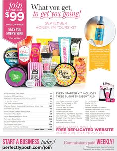 When you join my team thing month you get all of this amazing stuff plus this months exclusive large size foaming hand soap. Start your own journey on the pampering pursuit here https://www.perfectlyposh.com/amandalowe/join  #join #pamper #september #perfectlyposh #fall #starterkit #essentialoils #allnatural #staygold #exclusive #honey #creltyfree #beauty #skin #sugarmama #consultant #poshmom #crueltyfreebeauty #moisturize #face #soap #cute #girl #businesswoman