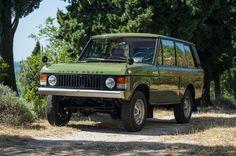 1975 Range Rover