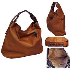 Cape Cod Equestrian Handbag in Tan!