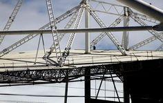 Botafogo estuda juntar estudo do Engenhão em ação contra Prefeitura #globoesporte