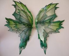 DIY Fairy wings   I want to make these..