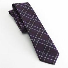 Apt. 9 Plaid Tie - Men