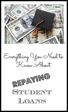 Learn EVERYTHING you need to know about repaying STUDENT LOANS!! Read our 8 part series!!-->http://www.debtfreespending.com/repaying-student-loans-where-to-start/ Pay off Debt, Student Loan Debt #debt