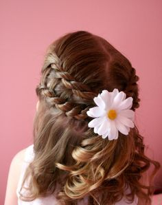 Twist ladder braid