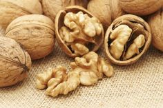 Walnut is a dry seed with wide range of health benefits. Walnuts mainly grow in USA and China. There are two different types of walnuts such juglans regia and black walnut. The shape of walnut is l… Natural News, Natural Health, Omega 3, Health And Nutrition, Health And Wellness, Nutrition Tracker, Nutrition Education, Health Benefits Of Walnuts, Walnut Benefits