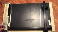 Roland DXY-1100 Plotter on Ebay