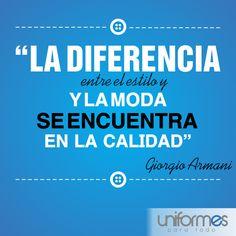 En #UniformesparaTodo estamos comprometidos con la calidad, comodidad y diseño de tus uniformes Conoce ahora nuestro portafolio en: www.uniformesparatodo.com #Colombia #Empresas #Armani #pymes