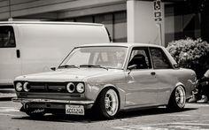 Absolutely Sweet pic of Datsun 510    #oldschooljdm #jdm #datsun #nissan #bragggenrites
