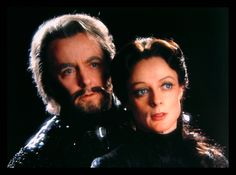 "Maggie Smith and Douglas Rain, ""Macbeth"", Stratford, Ontario, 1978 English Actresses, British Actresses, Actors & Actresses, Stratford Shakespeare, Companion Of Honour, Shakespeare Festival, Lady Macbeth, Maggie Smith, Queen Elizabeth Ii"